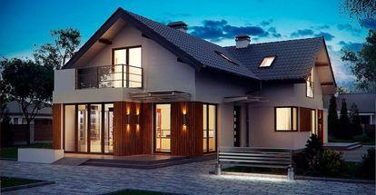 Готовый проект дома как оптимальный выбор