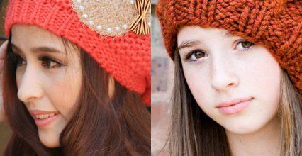 Модные шапки на осень
