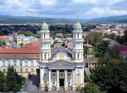Відкрита екскурсія греко-католицьким Ужгородом відбулась у місті (відео)