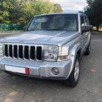 """Закарпатські митники вилучили """"занижений"""" Jeep Commander"""