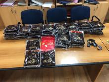 Закарпатські митники виявили 51 кг суміші для куріння кальяну