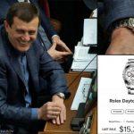 Нардеп із Закарпаття Василь Петьовка носить годинник, який коштує як нове авто