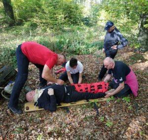 Дві пошуково-рятувальні операції впродовж доби здійснили гірські рятувальники