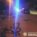 П'яний закарпатець виїхав на узбіччя і зніс підлітка-велосипедиста