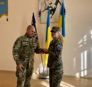 В «Просвіті» вручили нагороди закарпатським учасникам бойових дій (фото)
