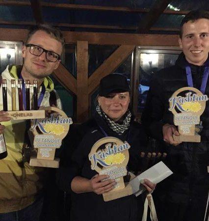 В Ужгороді відбувся міжнародний турнір з петанку Каштан-2019