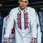 Мужские вышитые сорочки – особенности