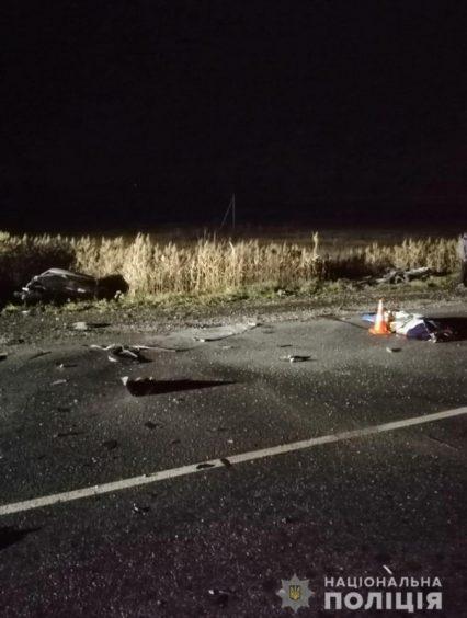Смертельна ДТП на Іршавщині: 2 жертви, 5 потерпілих (фото)