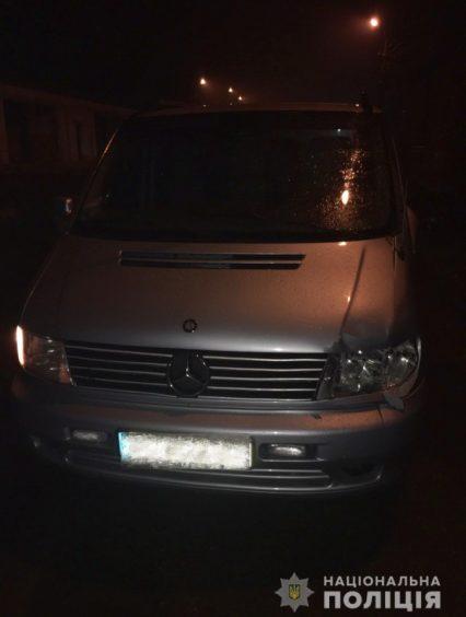 Поліція розслідує смертельну автопригоду на Тячівщині