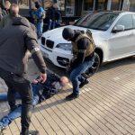 В Ужгороді прокуратура скоординувала спецоперацію по затриманню рекетира з Російської Федерації