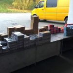 Закарпатські митники вилучили майже 144 кг каучукових пластирів для ремонту шин
