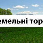 Понад 1 мільйон гривень надійшло до бюджетів місцевих рад Закарпаття завдяки земельним торгам, проведеним у 2019 році