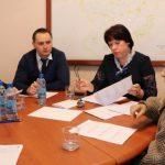 Керівник Закарпаття разом з народним депутатом провели виїзний прийом громадян у Виноградові