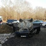 ДТП на Слов'янській набережній в Ужгороді – є потерпілі (фото, відео)