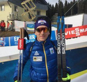 Біатлон. На естафеті у Словенії українці зупинилися за крок від медалей