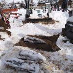 Смертельна знахідка на закарпатському кладовищі (фото)
