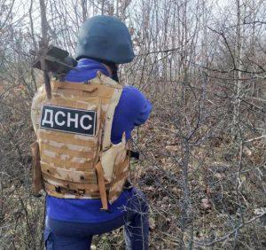 На Ужгородщині піротехніки знищили боєприпаси часів Другої світової війни