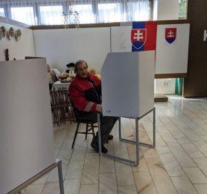 Нардепи від Закарпаття поспостерігали за виборами в Словаччині і обговорили подальшу співпрацю (фото)