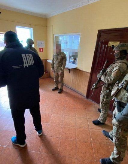 СБУ блокувала на Закарпатті масштабну корупційну схему, організовану посадовцями Мукачівського прикордонного загону (ФОТО, ВІДЕО)