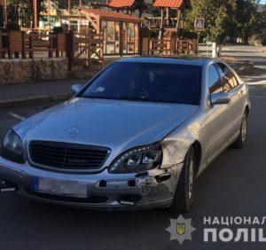 Поліцейські Закарпаття виявили за добу 8 п'яних водіїв, один з яких скоїв ДТП