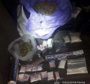 """Поліція відпрацьовує """"наркотичну"""" Виноградівщину (фото)"""