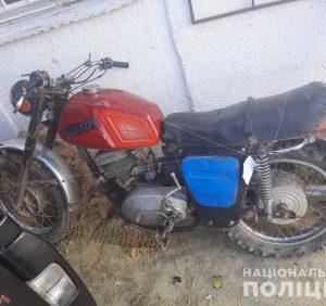Під покровом ночі у Сваляві викрали мотоцикл