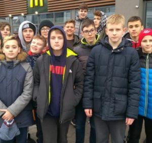 Збірна Закарпатської області з водного поло – переможці першого туру Чемпіонату України серед юнаків