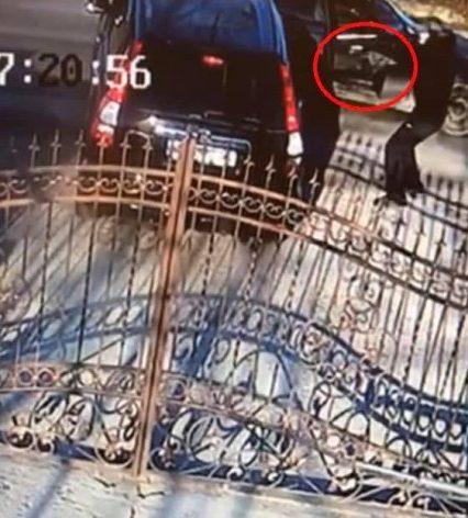 """Поліція Закарпаття встановила осіб причетних до збройного нападу на """"валютника"""" (фото)"""