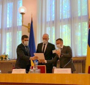 Олексій Петров – новий «губернатор» Закарпатської області. Офіційне представлення (фото, відео)