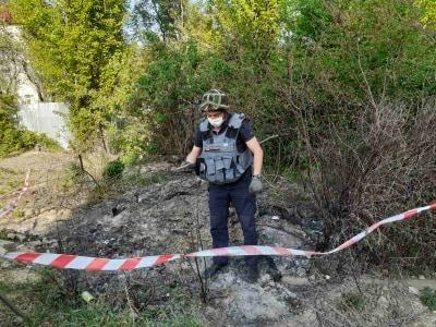 Три повідомлення про виявлення вибухонебезпечних предметів впродовж однієї доби отримали піротехніки Закарпаття