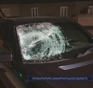 """На Рахівщині прокуратура погодила підозру водію автівки, який """"смертельно"""" травмував пішохода"""