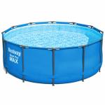 Выбираем каркасный бассейн для дачи