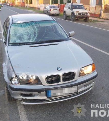 На Ужгородщині прокуратура погодила підозру водію, який п'яним насмерть збив велосипедиста