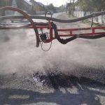 На Закарпатті тривають ремонти доріг місцевого значення