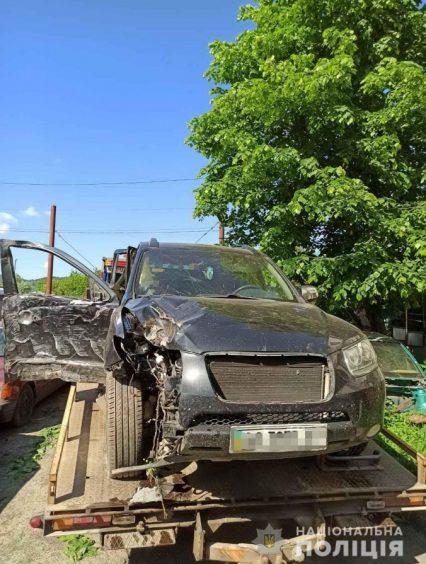 Поліцейські Закарпаття виявили за добу 7 п'яних водіїв, два з яких скоїли ДТП