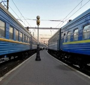 До Закарпаття курсуватимуть два потяги із Харкова та Запоріжжя
