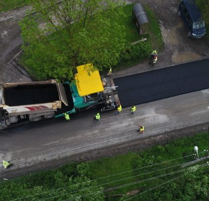 """Велике будівництво в дії: Як """"ONUR"""" в Карпатах дорогу робить! Міжгір'я-Воловець-Нижні Ворота (фото, відео)"""