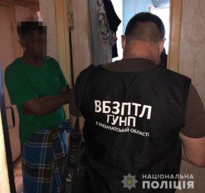 Закарпатська поліція викрила іноземця-організатора каналу переправи нелегалів