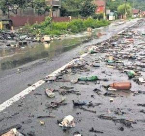 Довготривалі та сильні опади наробили біди на Закарпатті