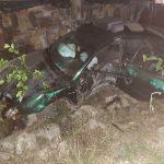 """ДТП у Підвиноградові: постраждалого водія """"вирізали"""" з авто рятувальники"""