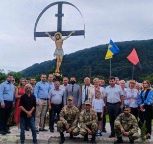 У Перечині вшанували пам'ять розстріляних «січовиків», борців за українську державність (фото)
