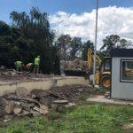 У пункті пропуску «Тиса» розпочали будівництво вбиральні, яку не могли звести роками