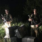 Чималі партії сигарет затримані на українсько-румунському кордоні
