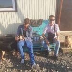Закарпатські параолімпійці допомогли притулку для собак