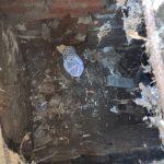 В Ужгороді на «недореконструйованій» площі Петефі дитина провалилася під землю (фото)