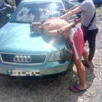 Поліцейські Хустщини затримали «торговця» метамфетаміном