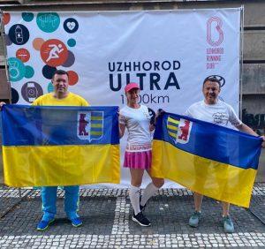 В Ужгороді встановили рекорд безперервного естафетного бігу