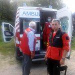 Закарпатські гірські рятувальники допомогли туристці, якій стало погано під час сходження на гору Пікуй