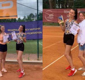 Нова чемпіонка України з тенісу мешкає в Ужгороді