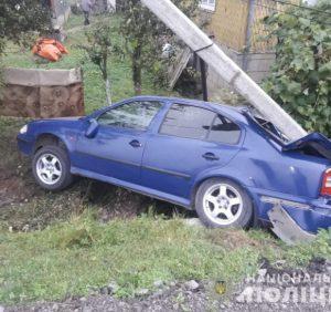 Упродовж минулих вихідних поліція Закарпаття задокументувала два десятки п'яних водіїв, два з яких попалися двічі упродовж однієї ночі